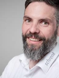 Portrait von Stefan Schrenk
